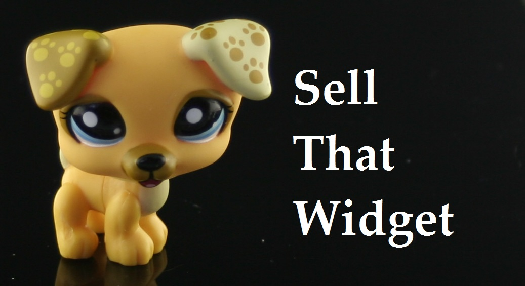 Sell That Widget: A Fan's Guide to Selling Stuff